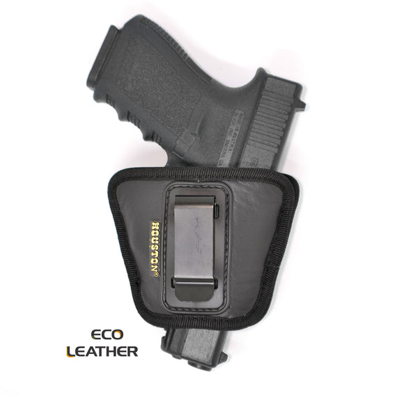 ECO-LEATHER IN&OUT Universal Holster w/metal clip