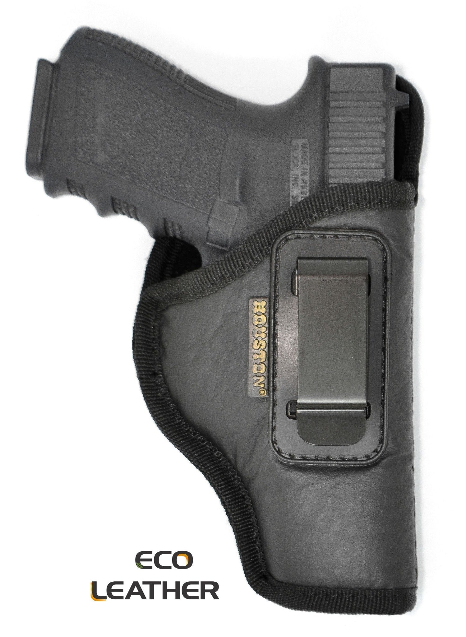 Ruger American 9mm Compact IWB Shield Single Clip Holster R//H Black