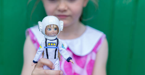 Astro Adventures Lottie Doll Outfit