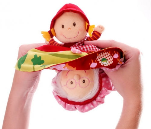 Lilliputiens - Reversible Red Riding Hood Puppet