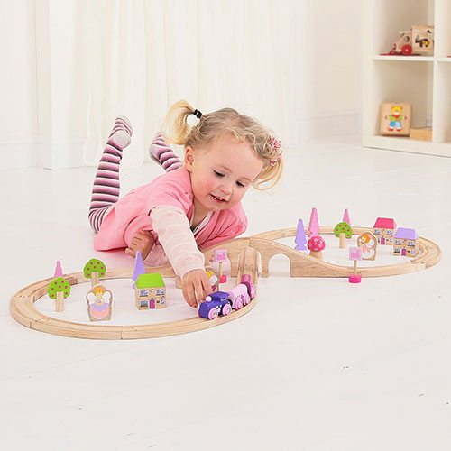 Big Jigs Fairy Figure of Eight Train Set