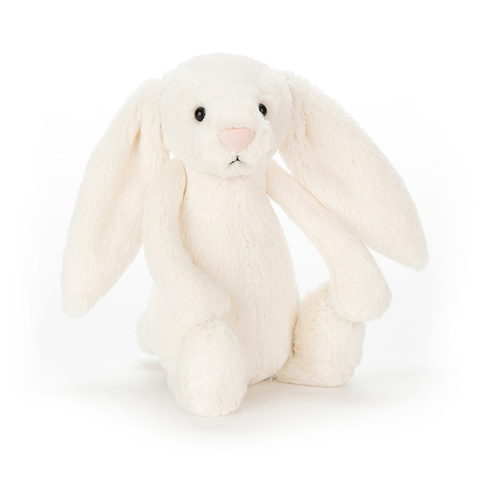 Jellycat Bashful Cream Chime Bunny