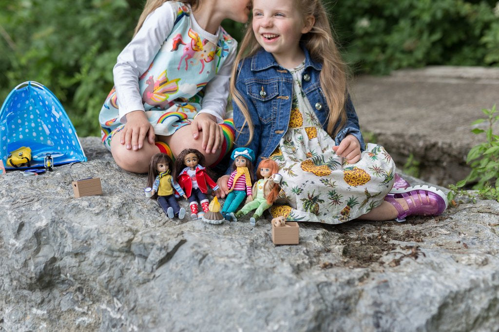 Campfire Fun - Lottie Doll Play Set