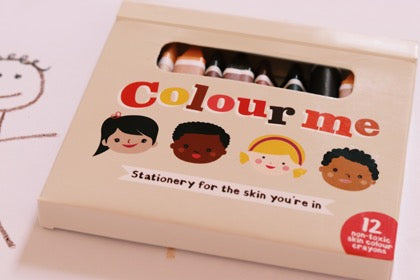 Colour Me Crayons by Colour Me Kids