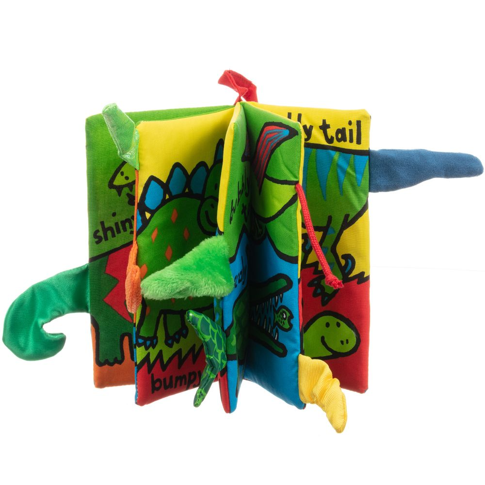 Dinosaur Tails Book by Jellycat