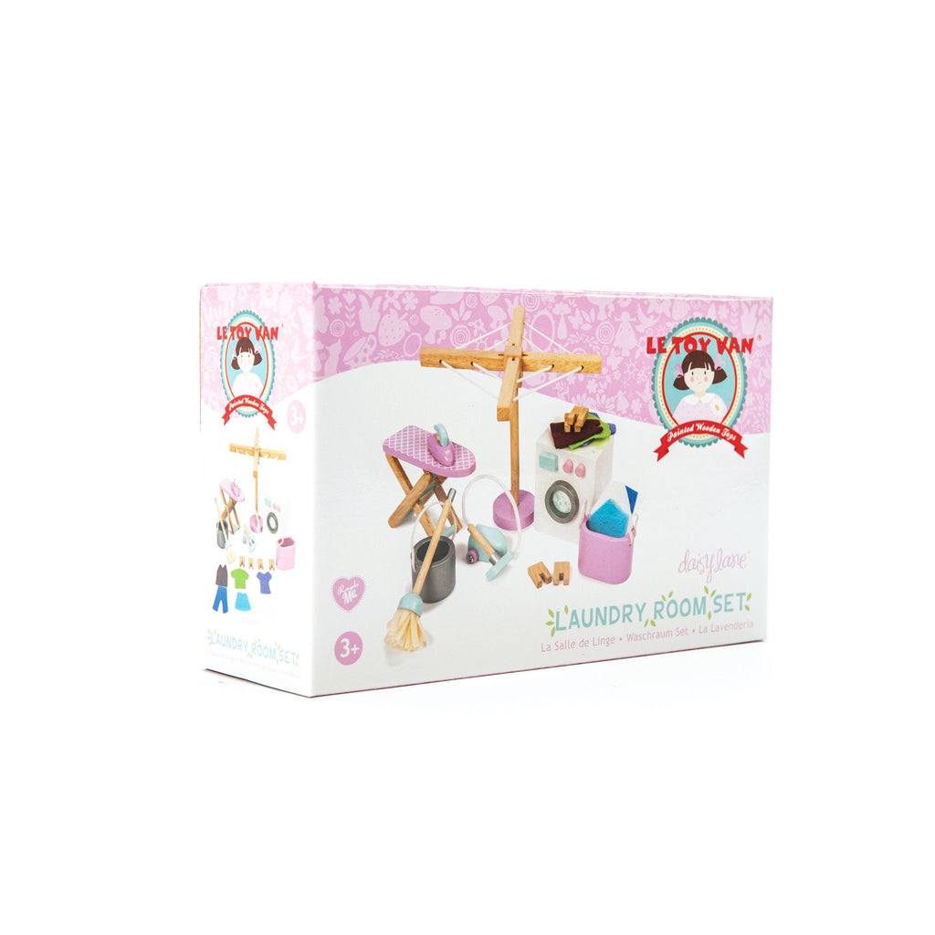 Doll House Laundry Room Set by Le Toy Van