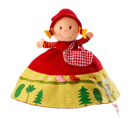 Reversible Red Riding Hood