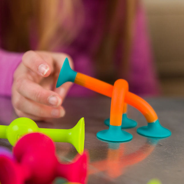 Squigz Starter Set + Squigz Toobz Combo deal