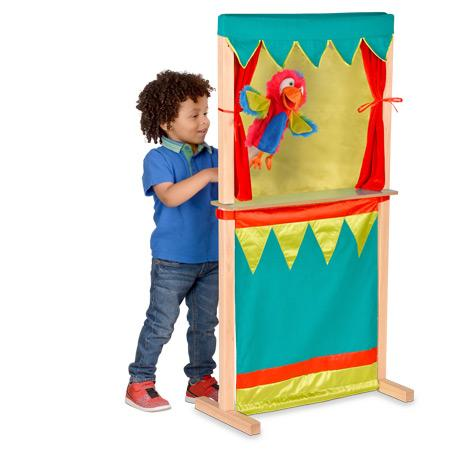 Fiesta Crafts Puppet Theatre and Shop