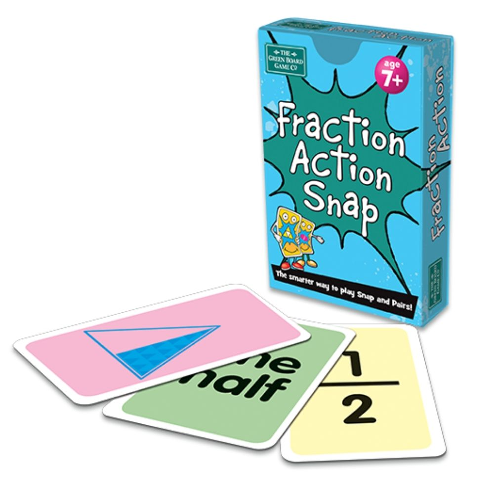 Fraction Action Snap