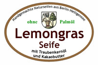 Lemongras-Seife