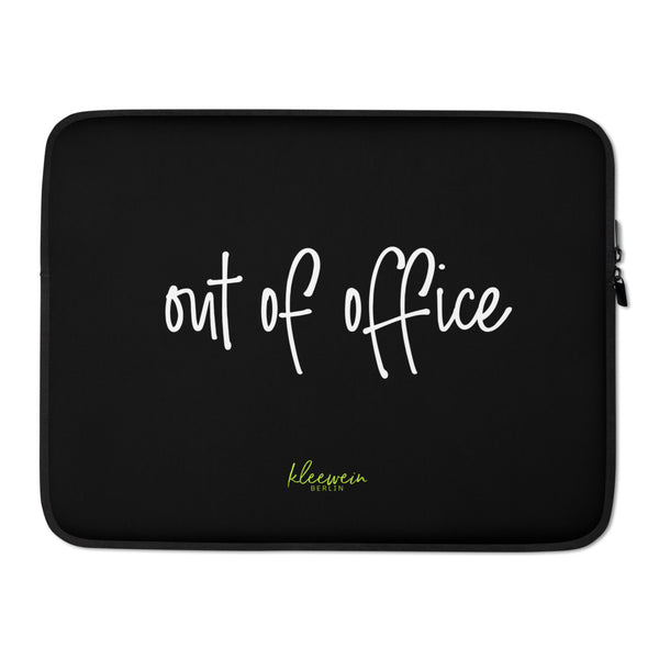 Laptop Sleeve - Out of Office
