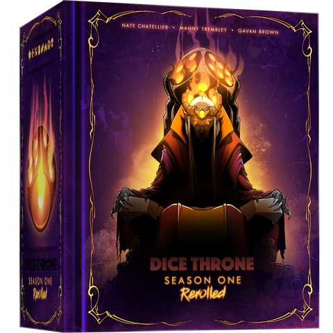 Dice Throne:<br> Season One Rerolled