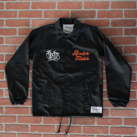 BADER FIELD COACH JACKET