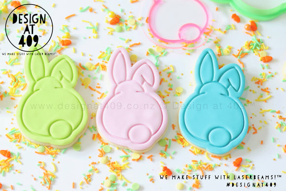 40% OFF! Bunny Stamp & Cutter