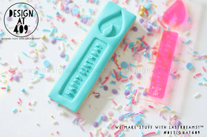 Happy Birthday Candle Stamp & Cutter