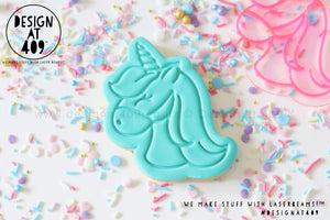 Unicorn Stamp & Cutter