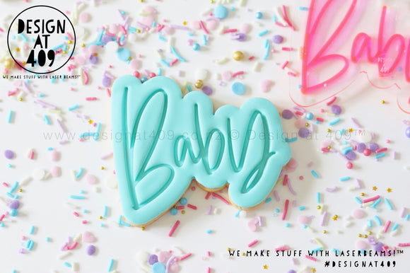 Baby Stamp & Cutter