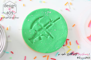 Fortnite Tools 2 Acrylic Embosser Stamp