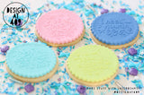 I Need Vitamin Sea Raised Acrylic Fondant Stamp