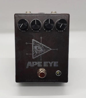 "Ape Eye (now with ""Clip"" knob!)"