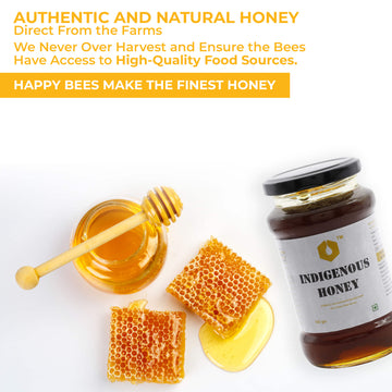 Authenticated Natural honey