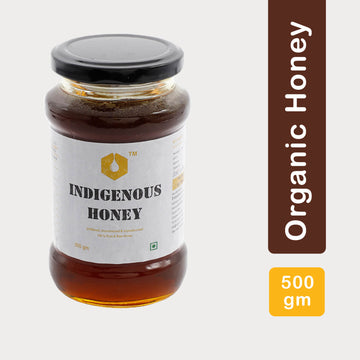 Honey without adulteration
