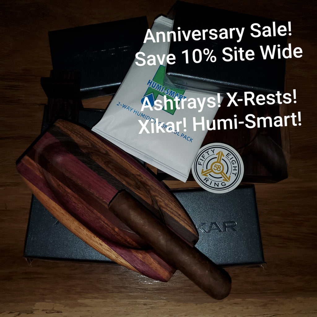 1st Anniversary!  Thank you to all our customers and patrons!