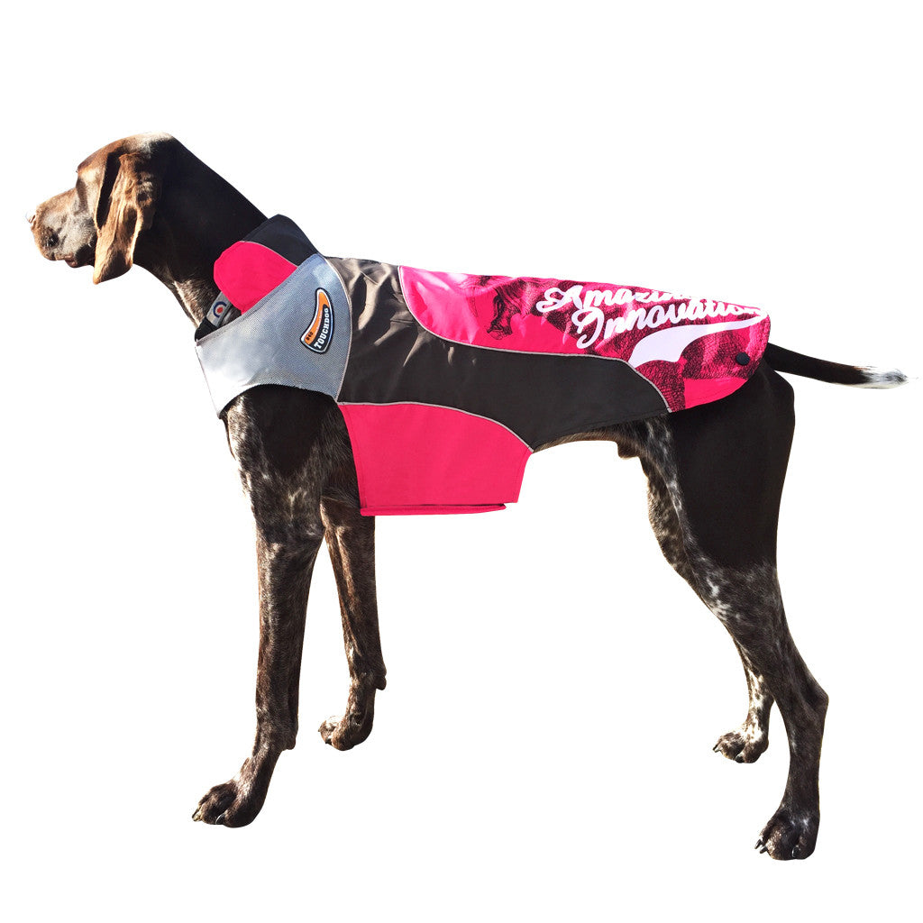Touch Dog Coat Pink