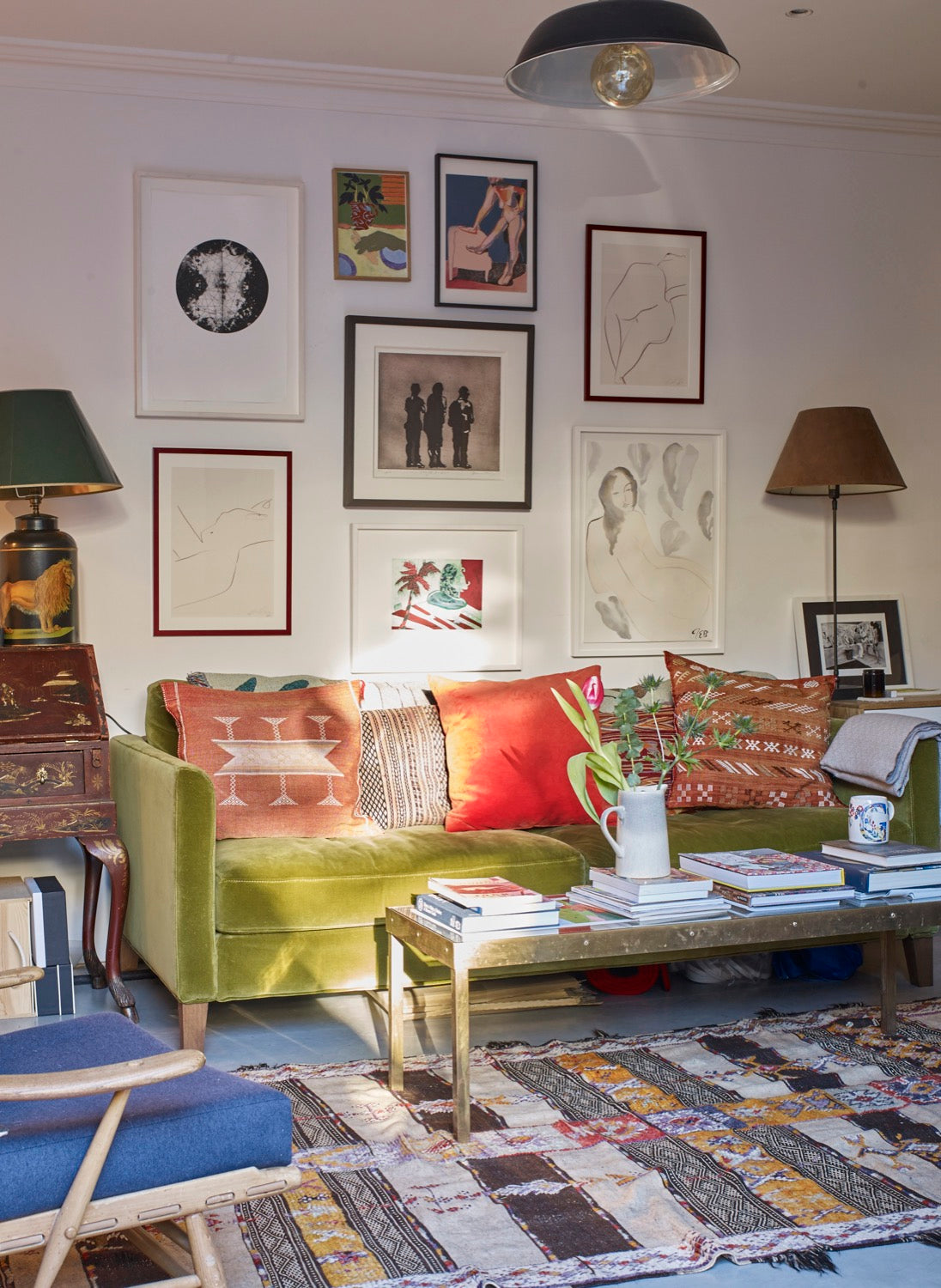 Displaying Art in Your Home | Partnership Editions