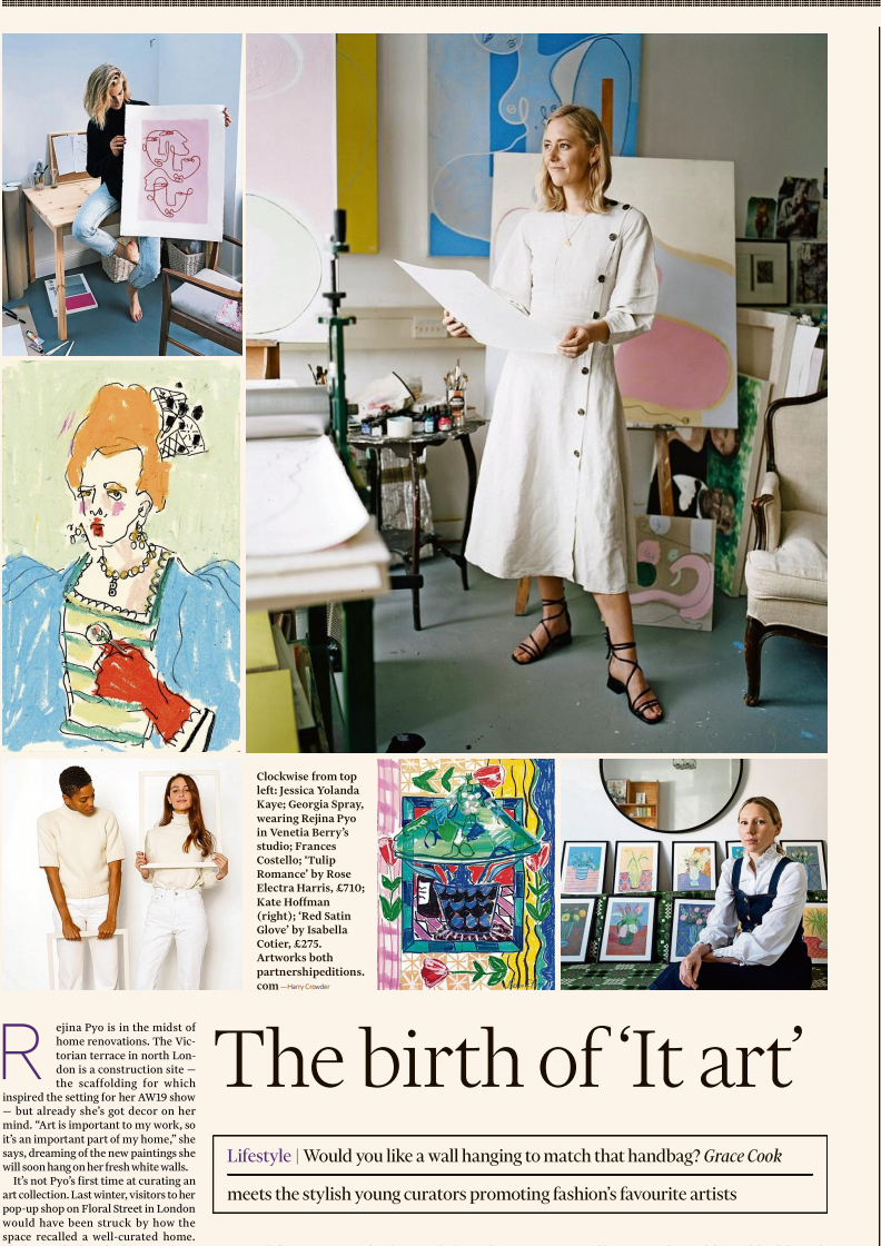 The Birth of It Art   Financial Times
