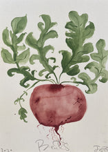 Load image into Gallery viewer, Beets I | Julianna Byrne | Original Artwork | Partnership Editions