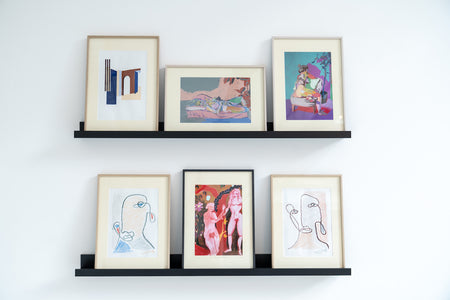 Giclée Print with Mount | Partnership Editions