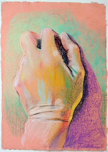 Hand 4 | Hester Finch | Original Artwork | Partnership Editions