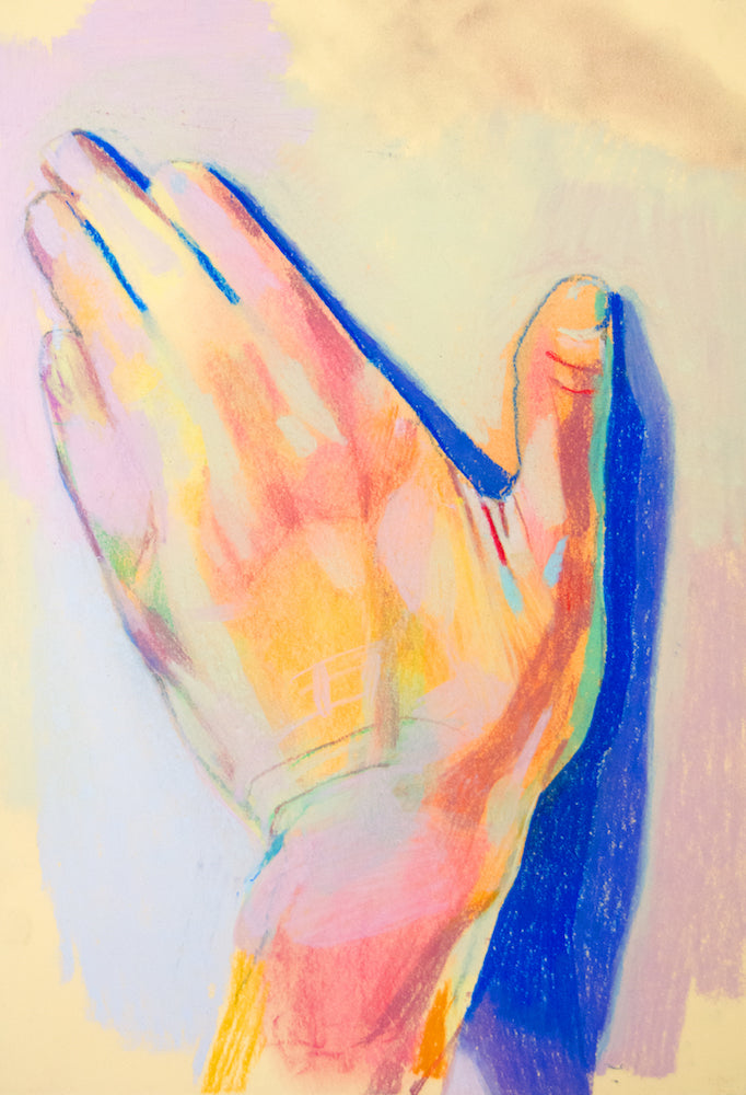 Hand 5 | Hester Finch | Original Artwork | Partnership Editions
