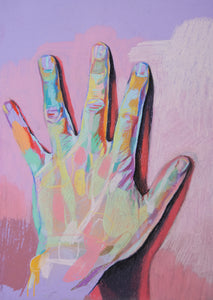 Hand 7 | Hester Finch | Original Artwork | Partnership Editions