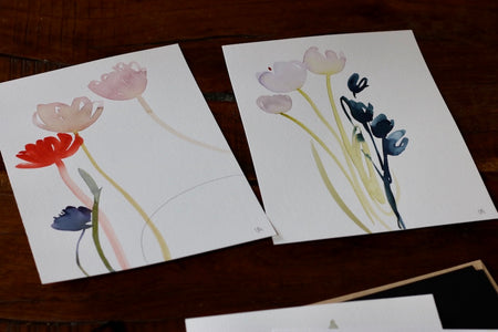 Watercolour Painting | Partnership Editions