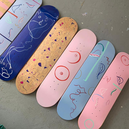 Venetia Berry Deck X