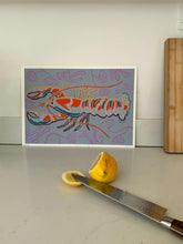 Load image into Gallery viewer, Lobster Study II