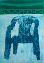 Load image into Gallery viewer, Merida Chair | Rose Electra Harris | Original etching | Partnership Editions