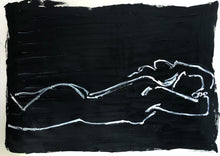 Load image into Gallery viewer, Nude in the dark 3 | Alexandria Coe | Original Artwork | Partnership Editions