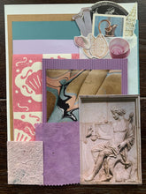 Load image into Gallery viewer, Collage Parcel 10 - A Grecian Odyssey | Ruby Kean | Partnership Editions