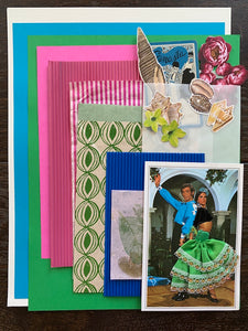 Collage Parcel 10 - After The Siesta | Ruby Kean | Partnership Editions