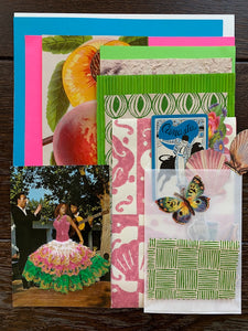 Collage Parcel 11 - After The Siesta | Ruby Kean | Partnership Editions