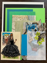 Load image into Gallery viewer, Collage Parcel 12 - After The Siesta | Ruby Kean | Partnership Editions
