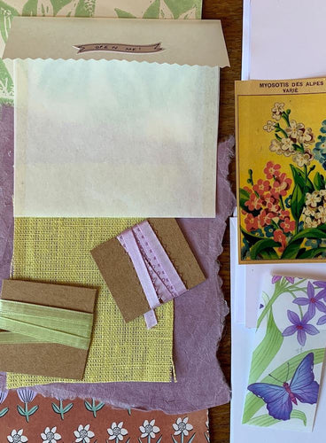 Collage Parcel Pack 15