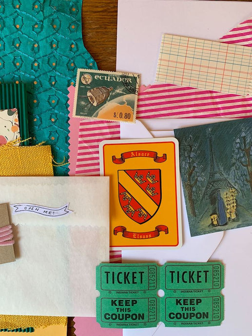 Collage Parcel Pack 17