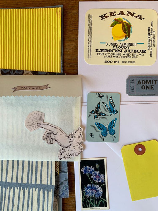 Collage Parcel Pack 18