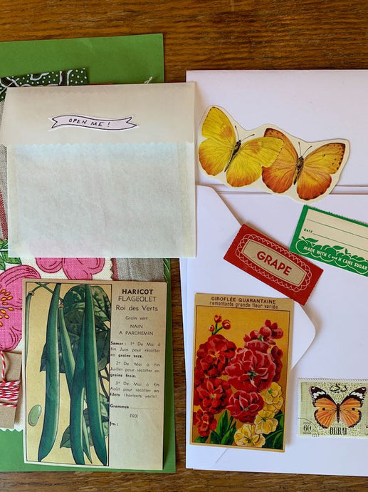 Collage Parcel Pack 19