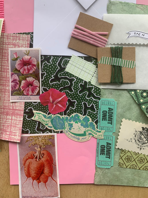 Collage Parcel Pack 23